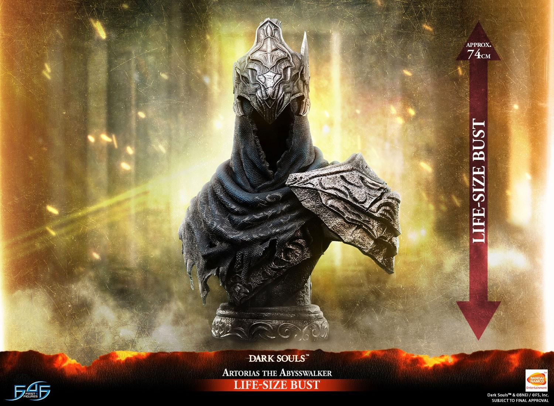 Dark Souls – Artorias the Abysswalker Life-Size Bust Standard Edition