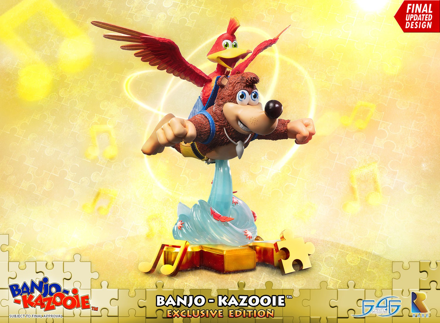 Banjo Kazooie (Exclusive)