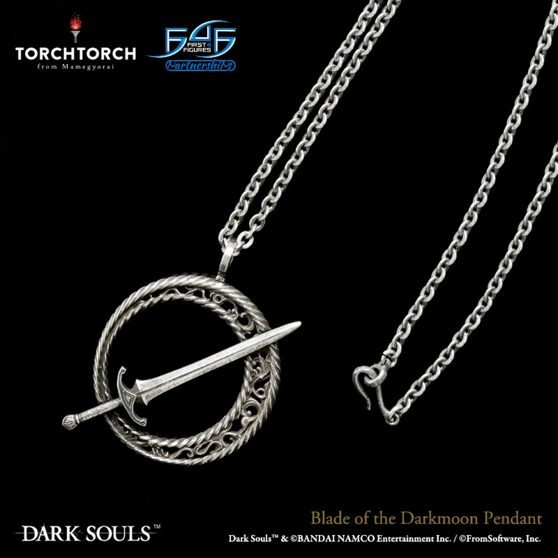 Blade of the darkmoon pendant more views aloadofball Image collections