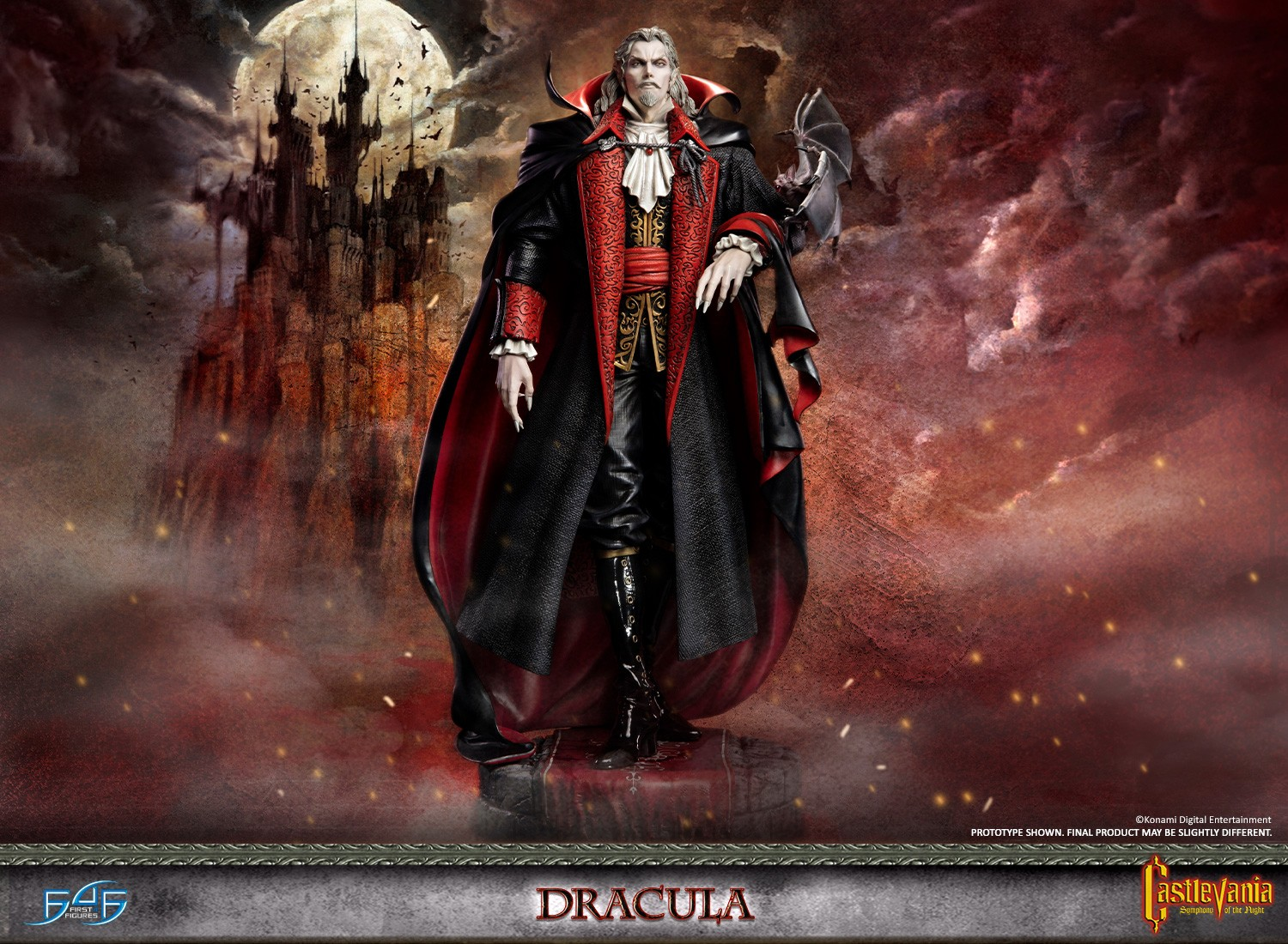 Castlevania: Symphony of the Night - Dracula Standard Edition