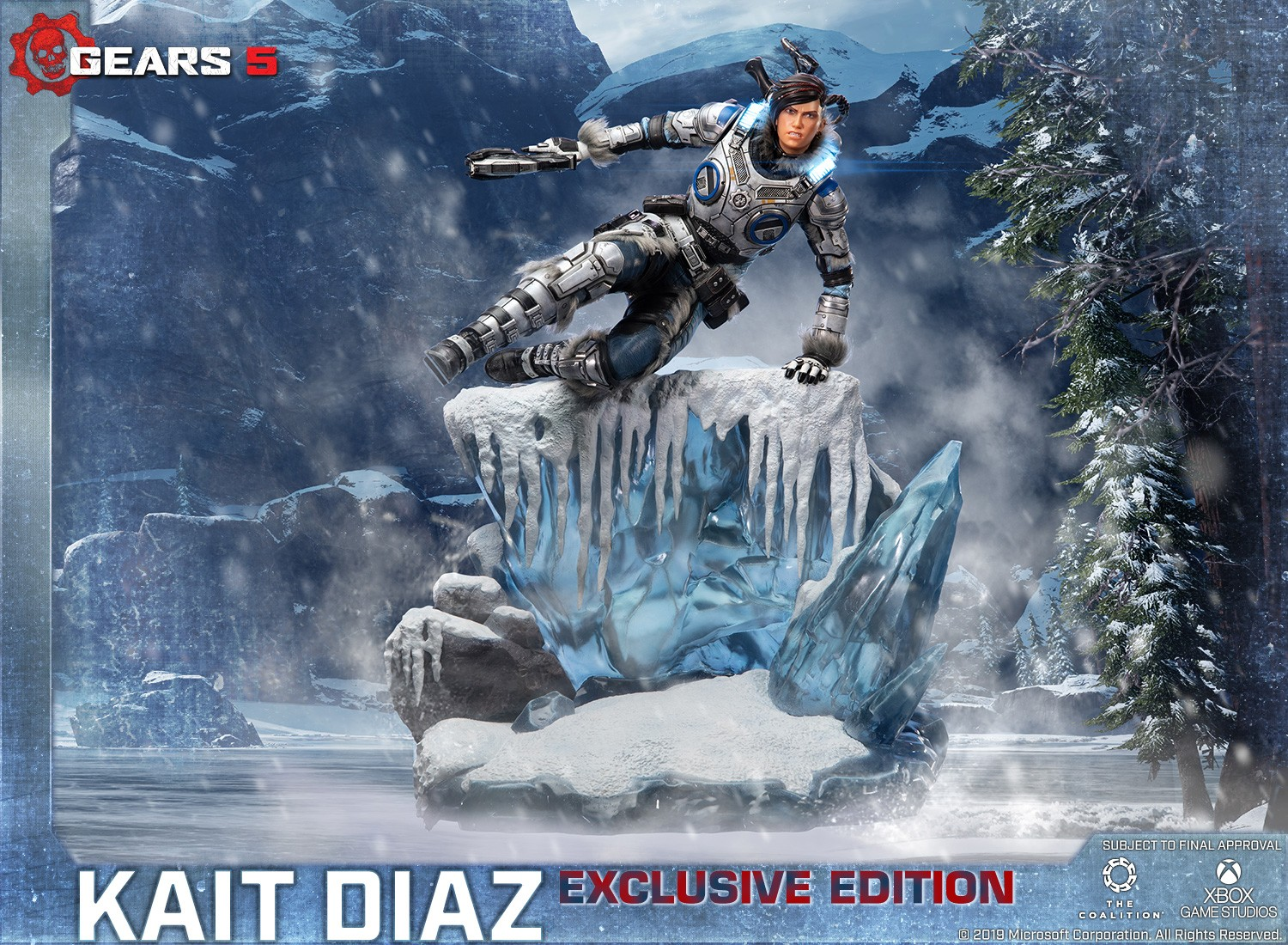 Gears 5 – Kait Diaz Exclusive Edition