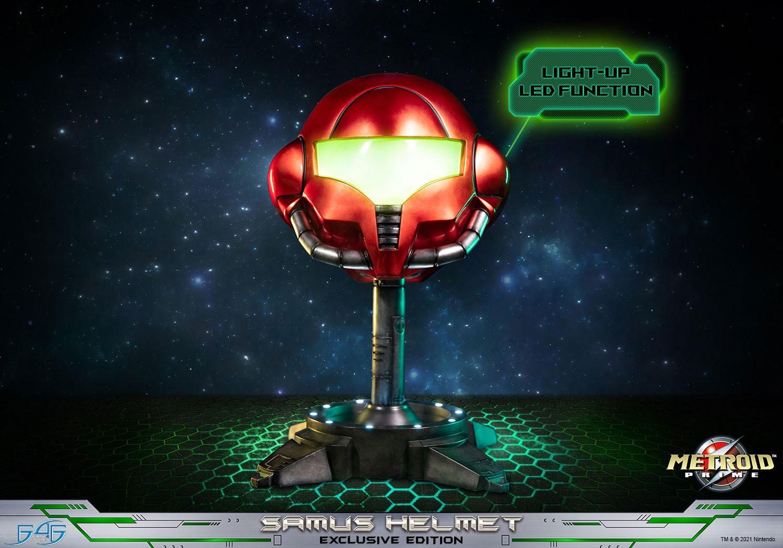 Metroid Prime™ – Samus Helmet (Exclusive Edition)