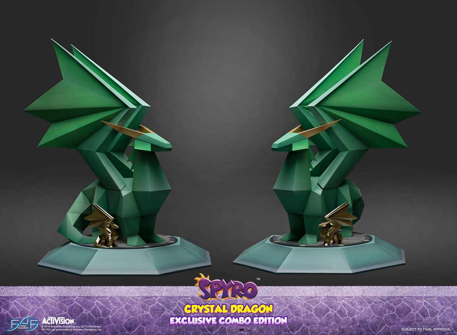 Crystal Dragon (Exclusive Combo Edition)