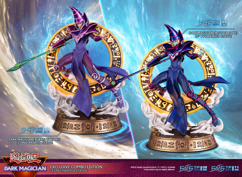Yu-Gi-Oh! – Dark Magician (Exclusive Combo Edition)