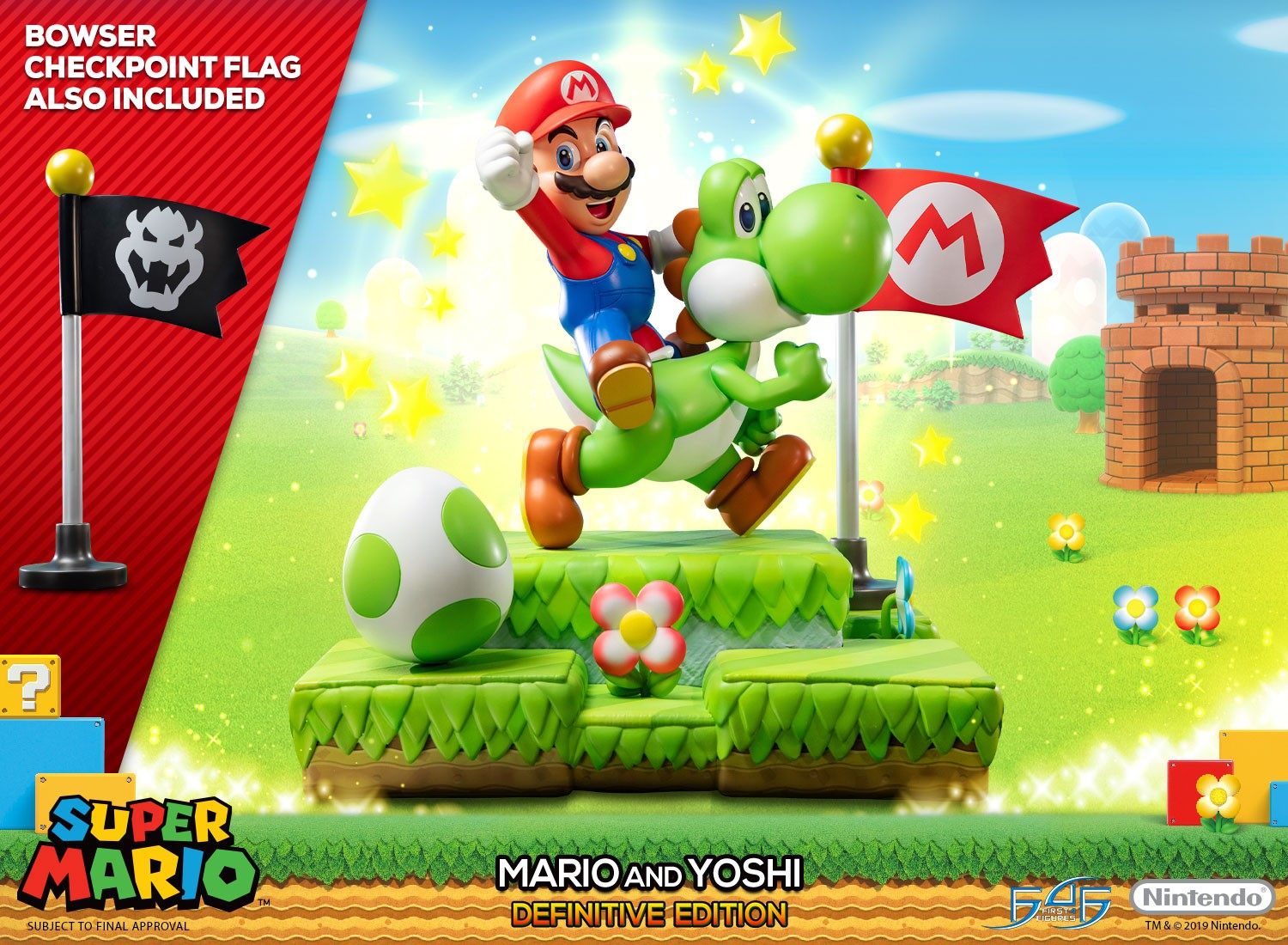 Super Mario – Mario and Yoshi Definitive Edition