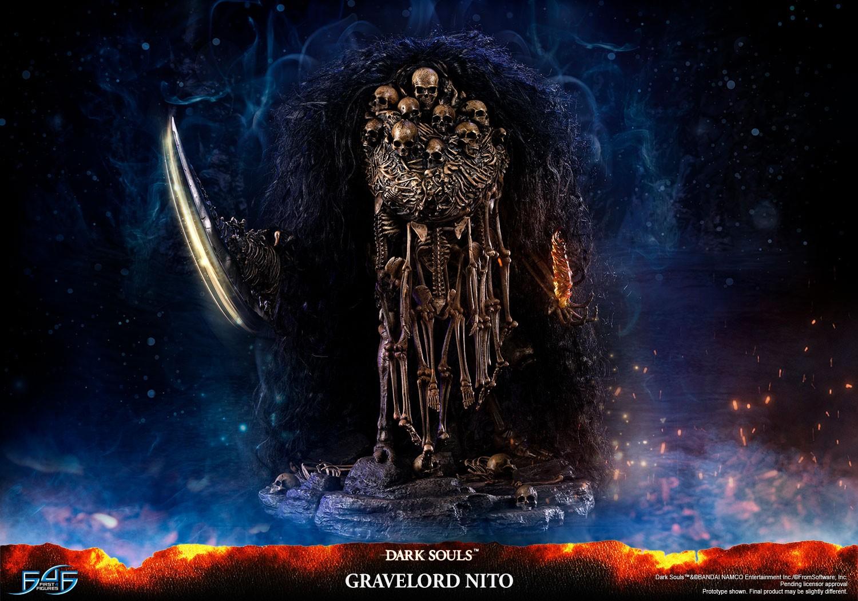 Dark Souls™ – Gravelord Nito (Standard Edition)