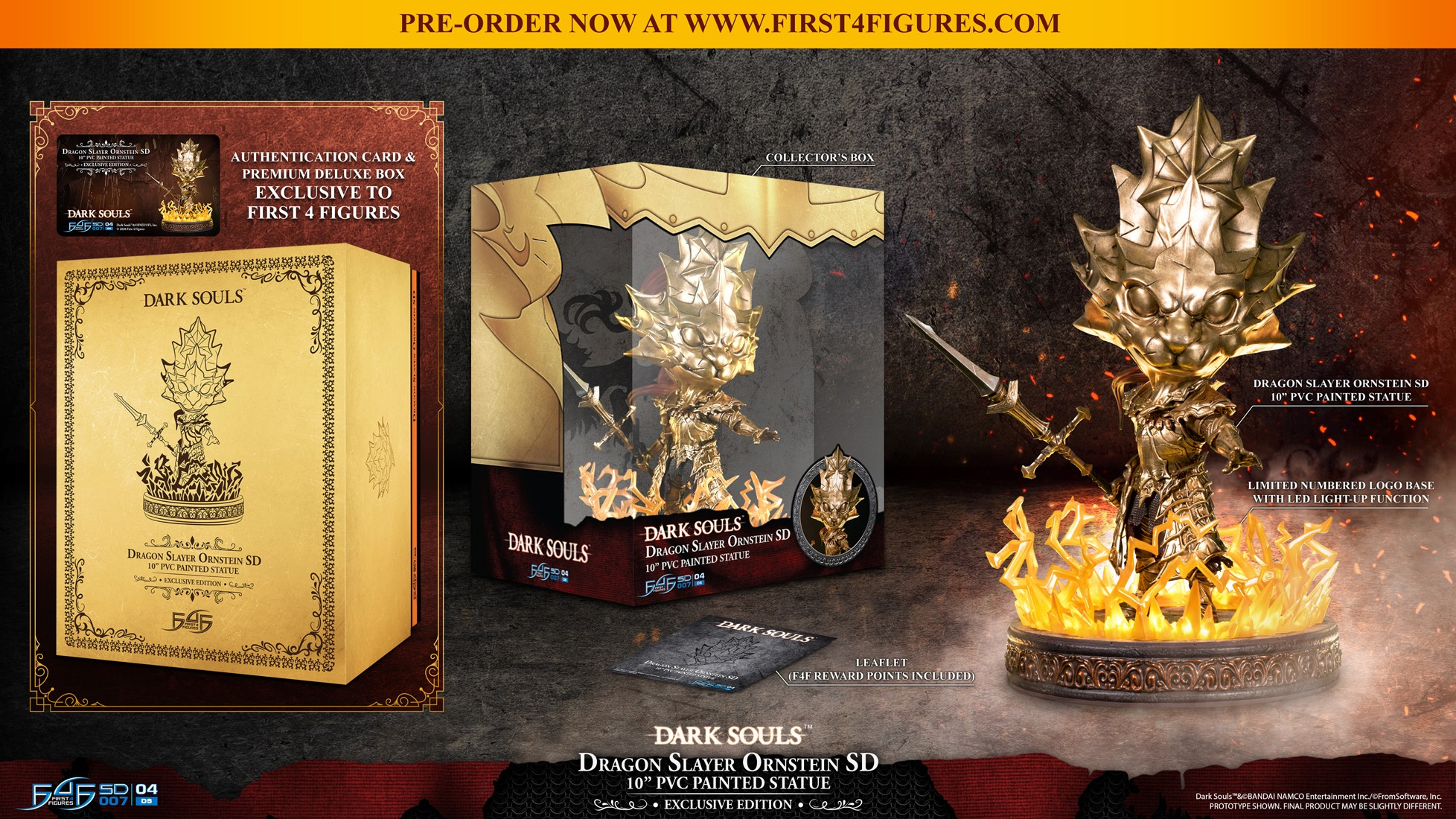 Dark Souls™ – Dragon Slayer Ornstein SD (Exclusive Edition)