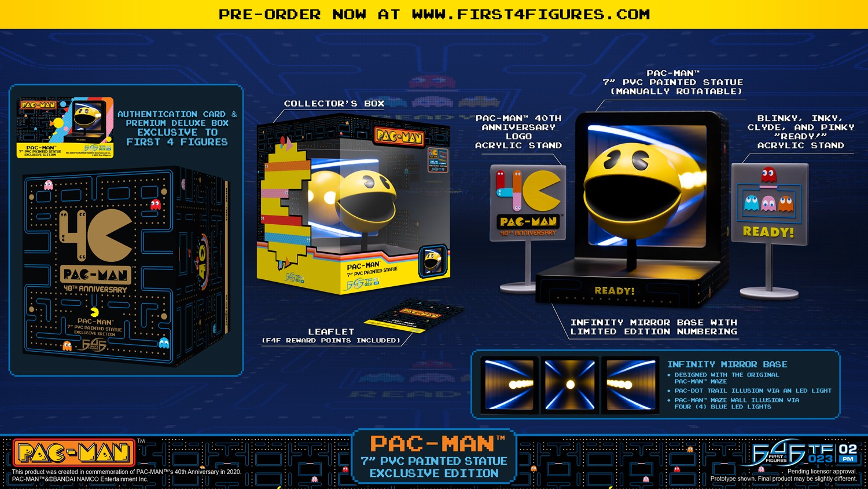 PAC-MAN – PAC-MAN PVC (Exclusive Edition)