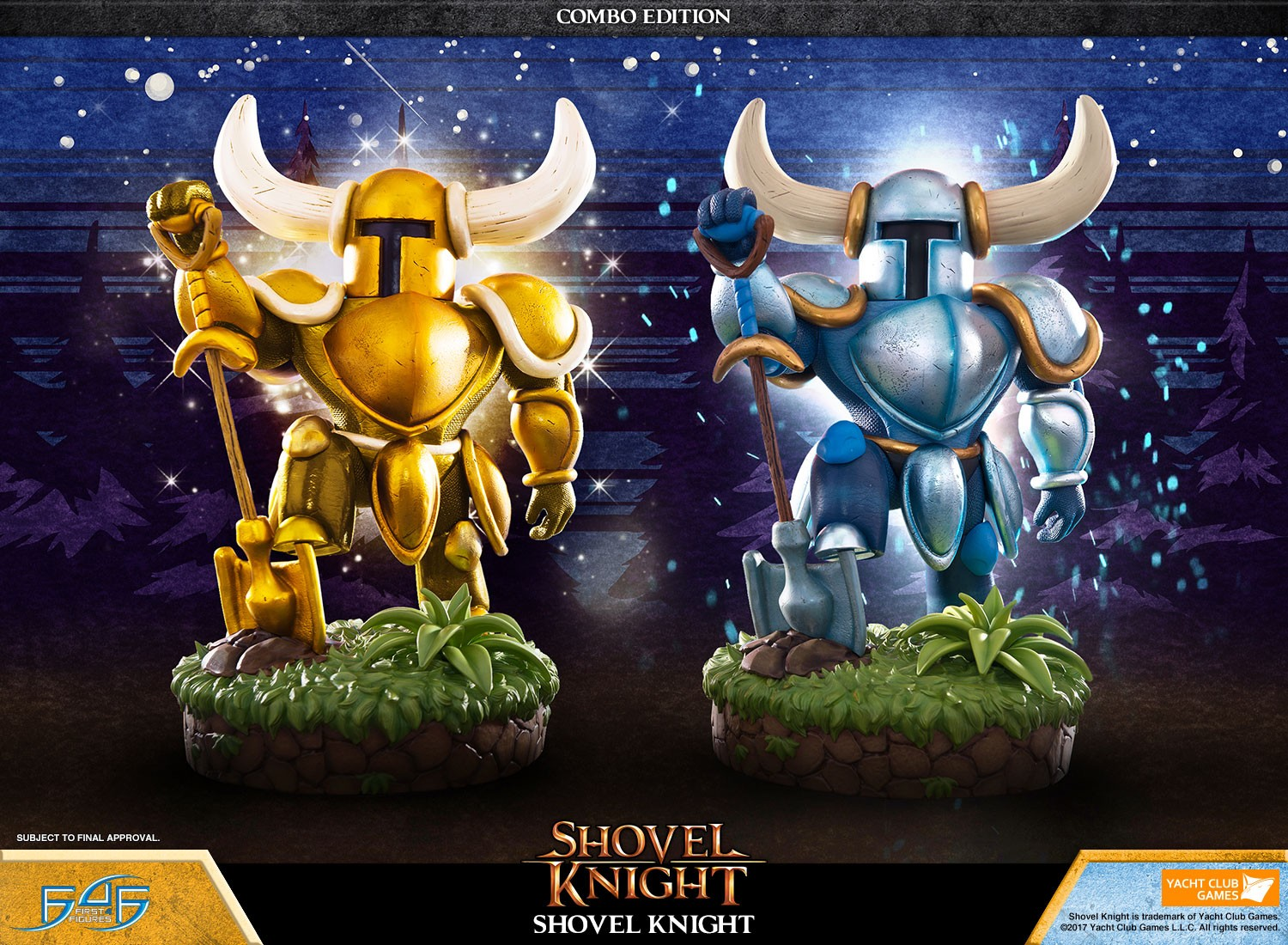 Shovel Knight (Combo Edition)