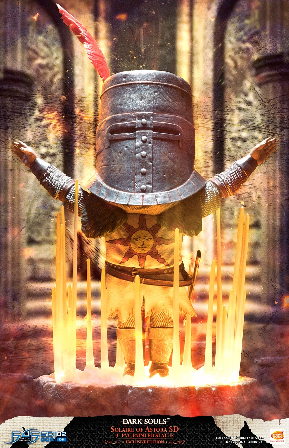 Solaire of Astora SD (Exclusive)