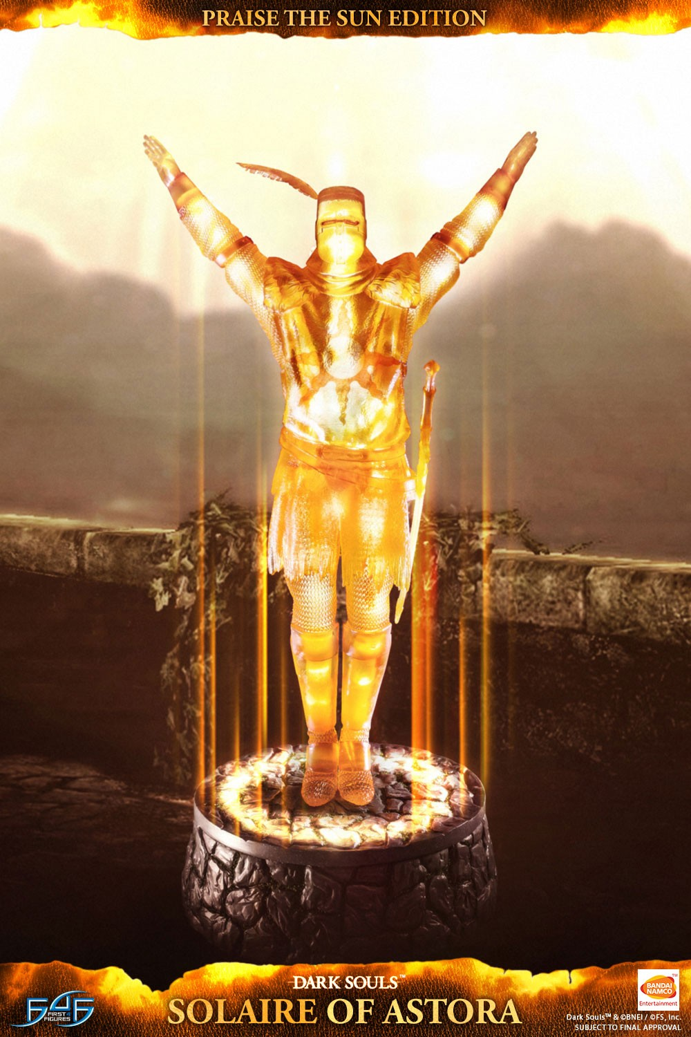 Solaire of Astora Praise The Sun Edition