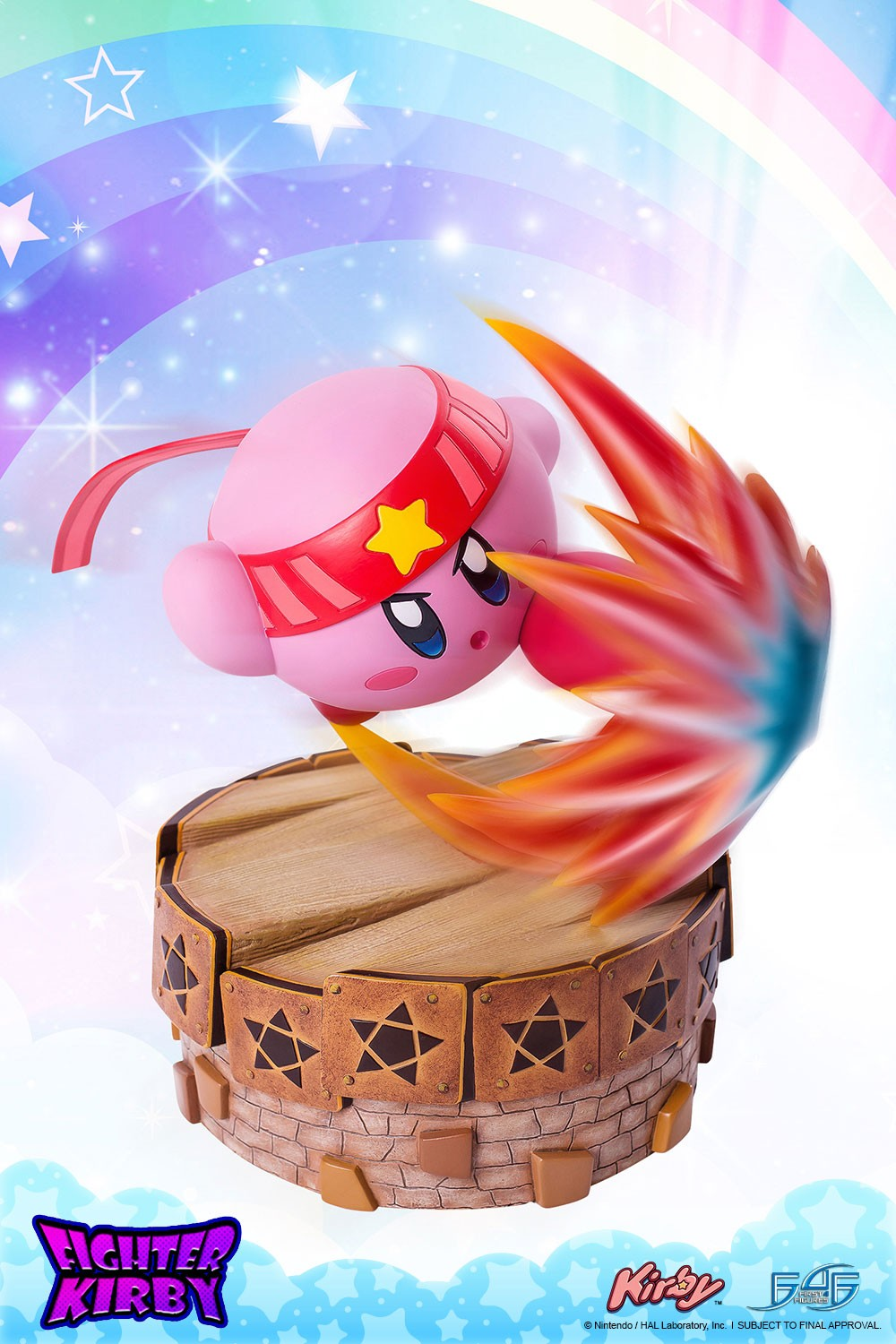 Fighter Kirby (Regular)