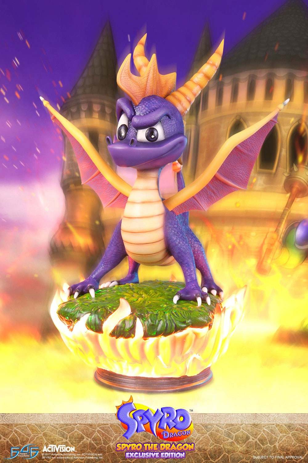 Spyro (Exclusive)