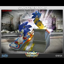 Sonic Generations Diorama Exclusive