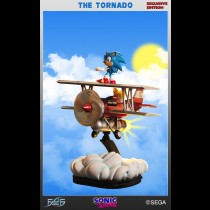 "Sonic ""The Tornado"" Diorama Exclusive"