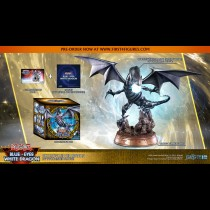 Yu-Gi-Oh! – Blue-Eyes White Dragon (Exclusive Silver Edition)
