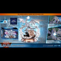 Yu-Gi-Oh! – Blue-Eyes White Dragon (Definitive White Edition)