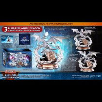 Yu-Gi-Oh! – Blue-Eyes White Dragon (Definitive White Edition Triple Pack)