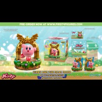 Kirby™ – Kirby and the Goal Door PVC Statue (Exclusive Edition)