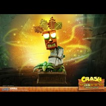 Crash Bandicoot™ - Mini Golden Aku Aku Mask Companion Edition