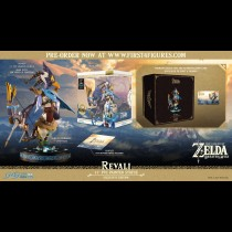 The Legend of Zelda™: Breath of the Wild – Revali PVC (Exclusive Edition)