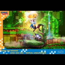 Sonic the Hedgehog – Sonic and Tails Tropical Jungle Edition