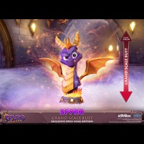 Spyro™ the Dragon – Spyro™ Grand-Scale Bust (Exclusive Open Wing Edition)