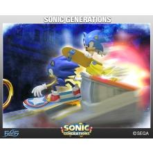 Sonic Generations Diorama