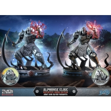 Alphonse Elric Definitive Combo Edition (Gray Variant and Silver Variant)