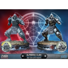 Alphonse Elric Exclusive Combo Edition (Gray Variant and Silver Variant)