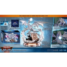 Yu-Gi-Oh! – Blue-Eyes White Dragon (Definitive White Edition)
