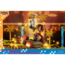 Sonic the Hedgehog – Sonic and Tails Exclusive Edition