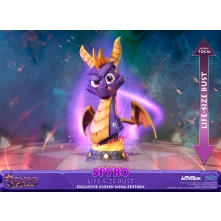 Spyro™ the Dragon – Spyro™ Life-Size Bust (Exclusive Closed Wing Edition)