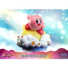 Warp Star Kirby (Regular)