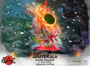 Okami - Amaterasu: Divine Descent (Exclusive Edition)