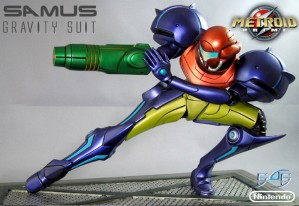 Samus - Gravity Suit