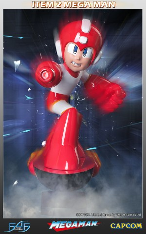 Item 2 Megaman Regular