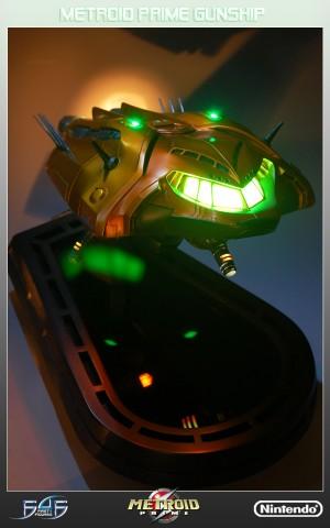Metroid Prime Gunship