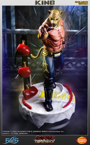 King Tekken 5 DR Exclusive