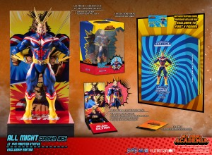My Hero Academia - All Might: Golden Age (Exclusive Edition)