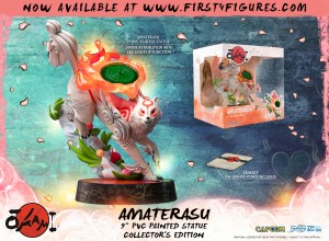 Ōkami – Amaterasu Collector's Edition