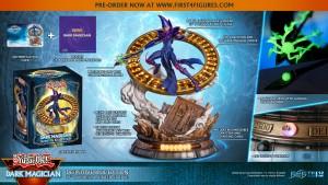 Yu-Gi-Oh! – Dark Magician (Definitive Blue Edition)