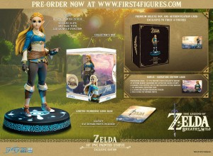The Legend of Zelda: Breath of the Wild - Zelda Exclusive Edition