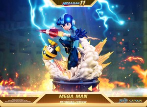 Mega Man 11 - Mega Man (Definitive Edition)