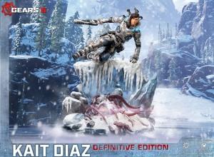 Gears 5 – Kait Diaz Definitive Edition