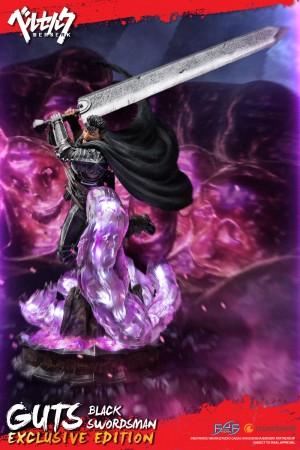 Guts: Black Swordsman (Exclusive)
