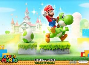 Super Mario – Mario and Yoshi Exclusive Edition