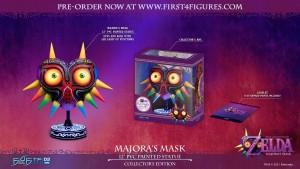 The Legend of Zelda™: Majora's Mask - Majora's Mask PVC (Collector's Edition)