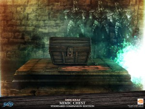 Mimic Chest Standard Companion Edition