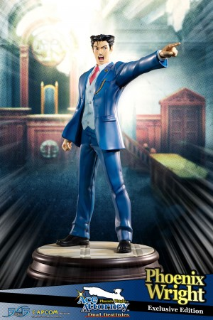 Phoenix Wright: Ace Attorney - Dual Destinies - Phoenix Wright Exclusive Edition